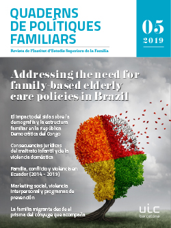 Ver Núm. 05: Addressing the need for family-based elderly care policies in Brazil